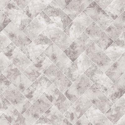 Travertino Taupe Removable Wallpaper