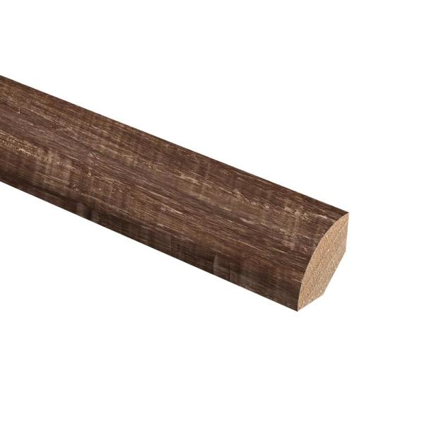 Strand Woven Bamboo Sandbrook 3/4 in. Thick x 3/4 in. Wide x 94 in. Length Hardwood Quarter Round Molding