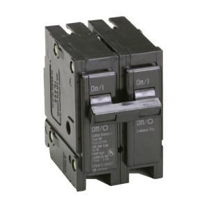 Eaton BR 20 Amp 2 Pole Circuit Breaker-BR220 - The Home Depot on breaker box wiring diagram, 3 wire 220 volt wiring diagram, 30 amp rv outlet box, 120 volt pool pump timer wiring diagram, electrical panel box wiring diagram,