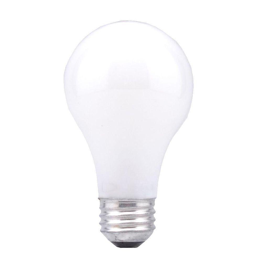 Sylvania 50-200-250-Watt Incandescent A21 3-Way Light Bulb (2-Pack)
