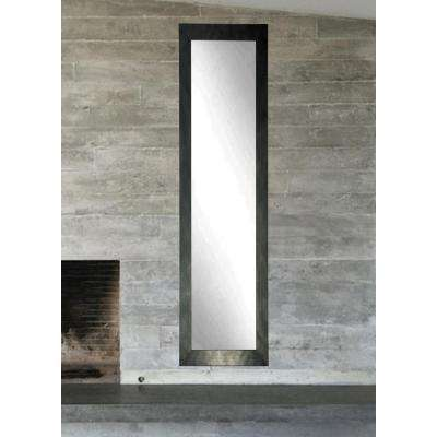 Clouded Gunmetal Full Length Mirror