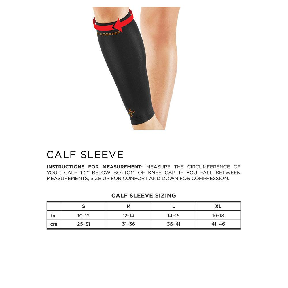 a331f8f3fb27f9 Tommie Copper Large Men's Performance Calf Sleeve 2.0 ...