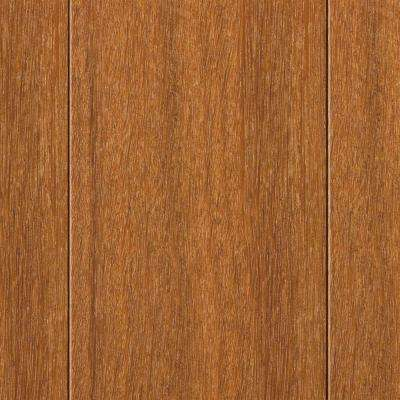 Brazilian Teak Cumaru 3/4 in. Thick x 3-5/8 in. Wide x Random Length Solid Hardwood Flooring