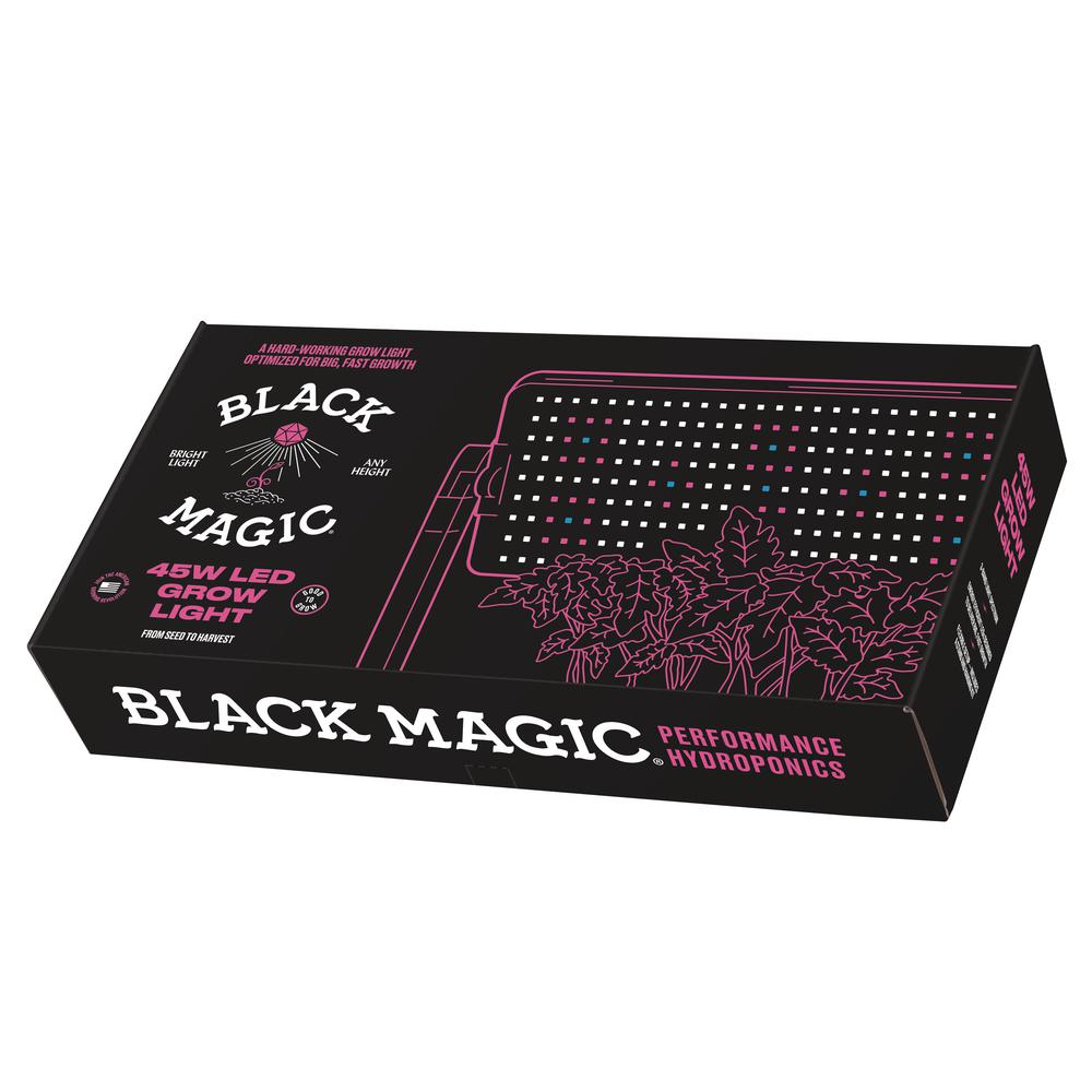 Black Magic 45W LED Grow Light