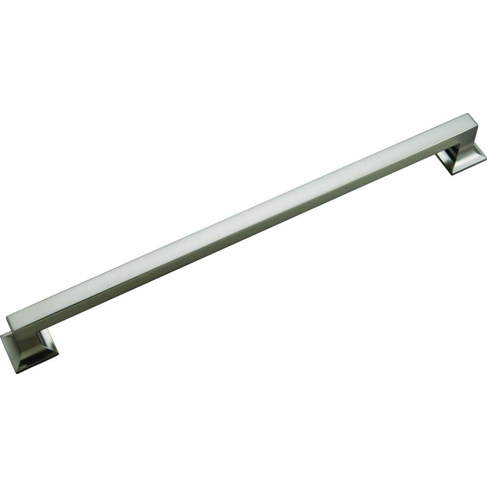 Hickory Hardware Studio Collection 18 In. Stainless Steel Appliance  Pull P2279 SS   The Home Depot