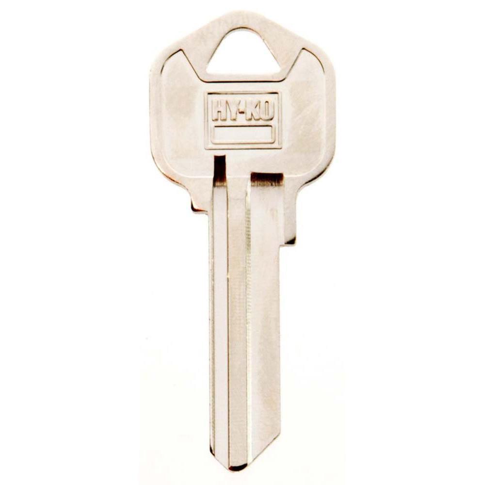 HY-KO Blank Kwikset Lock Key-11010KW1