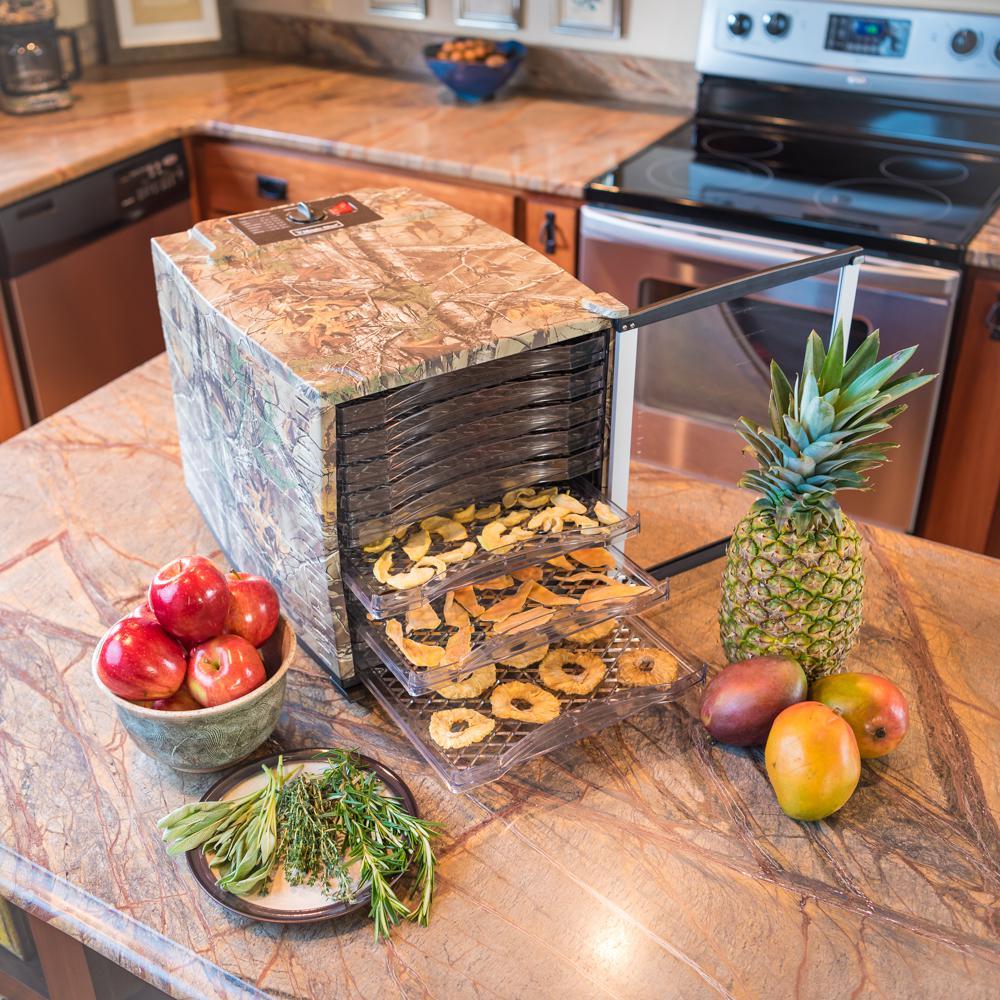 Magic Chef-10-Tray Realtree Xtra Camouflage Food Dehydrator