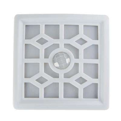 White 4-LED Soft Glow Sensor Light