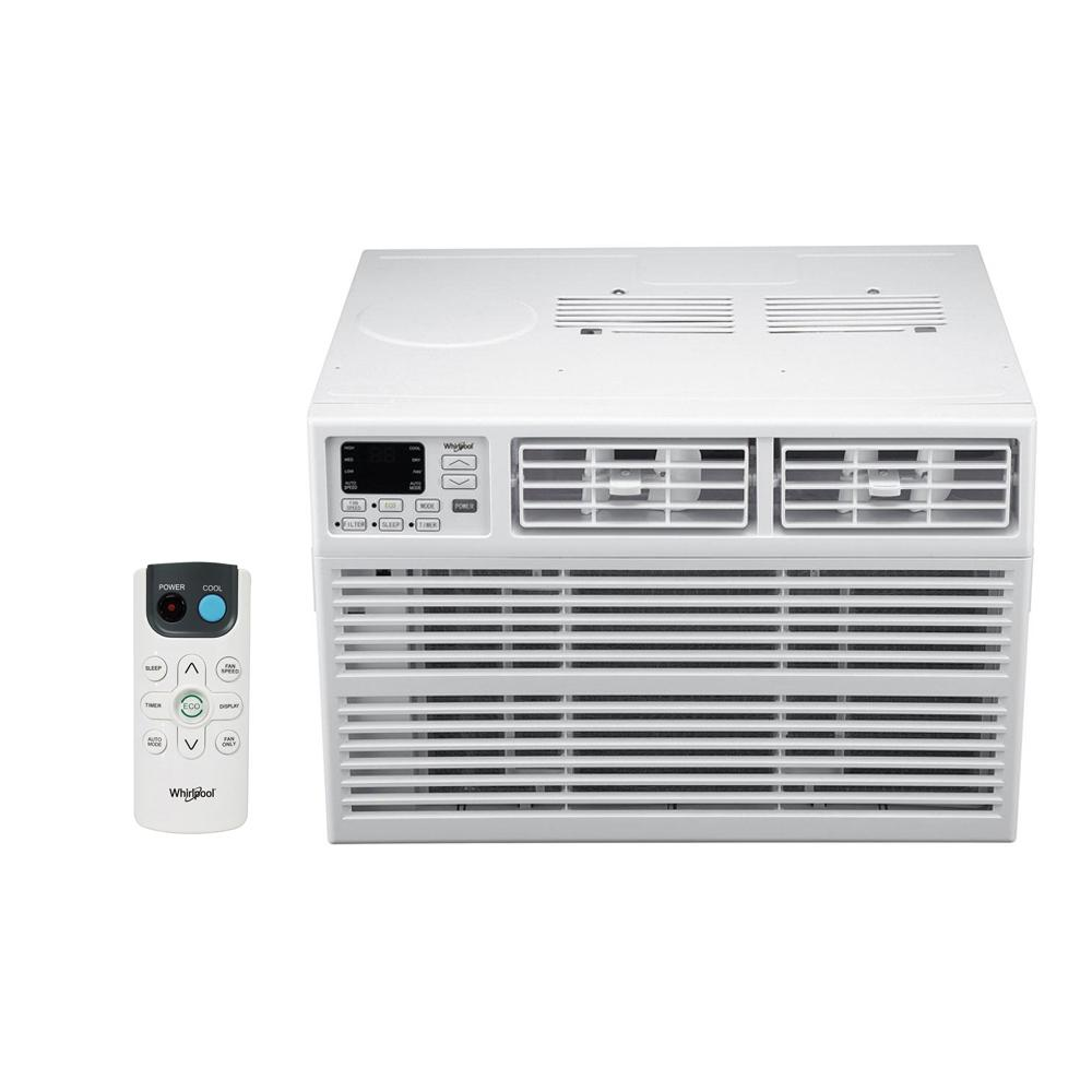ENERGY STAR 10,000 BTU 115-Volt Window Air Conditioner with Dehumidifier and
