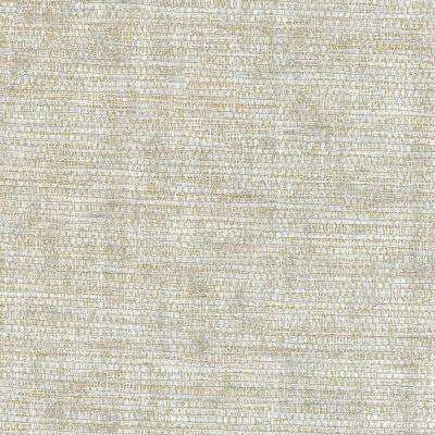 8 in. x 10 in. Kongur Silver Grass Cloth Wallpaper Sample