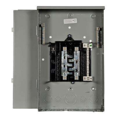 PL Series 200 Amp 8-Space 16-Circuit Main Lug Outdoor Trailer Panel Load Center