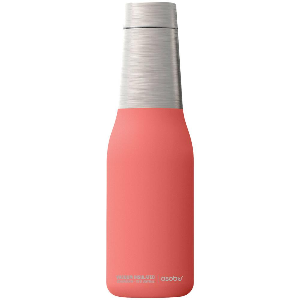 Oasis 20 oz. Peach Water Bottle