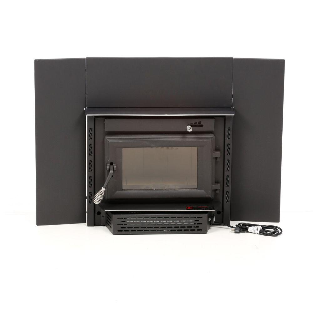 US Stove 1,800 sq. ft. Wood-Burning Fireplace Insert with EPA Certified
