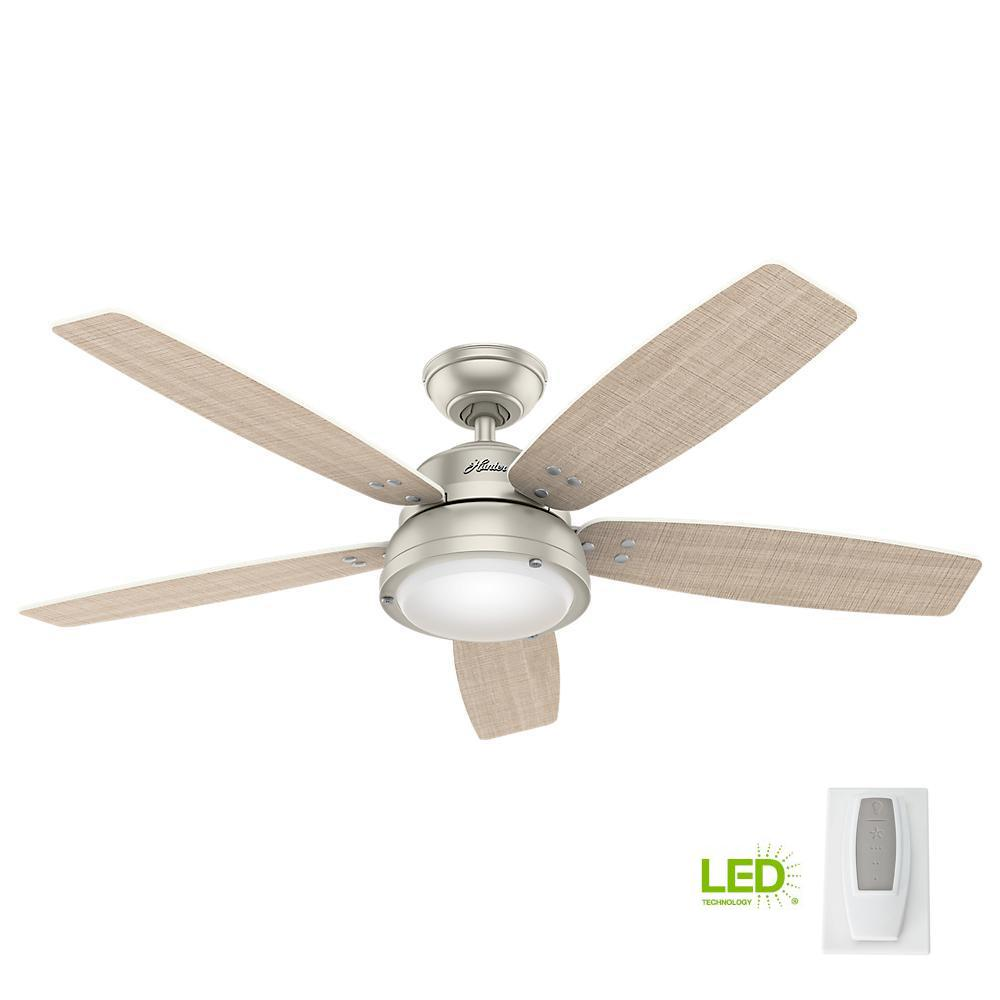 High Speed Outdoor Ceiling Fans: Illumine Aumbrie 52 In. Reclaimed Wood Indoor/Outdoor