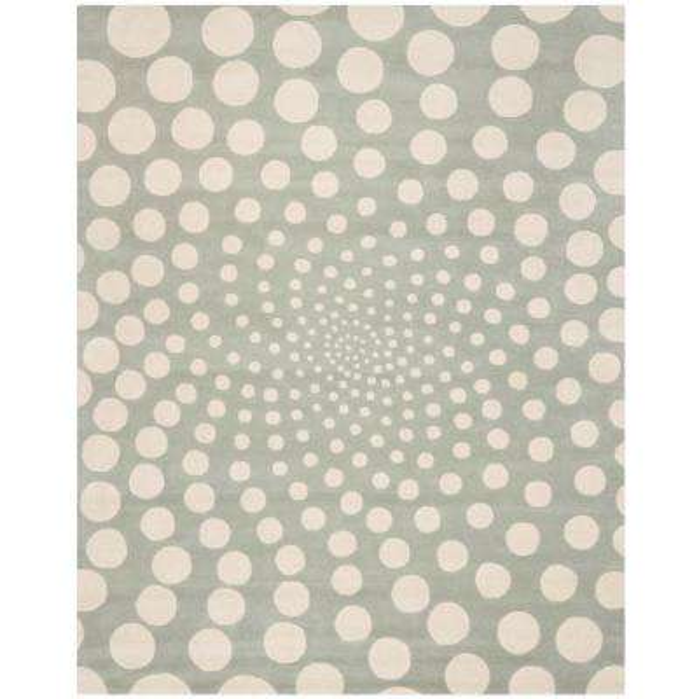 Soho Gray/Ivory 8 ft. 3 in. x 11 ft. Area Rug