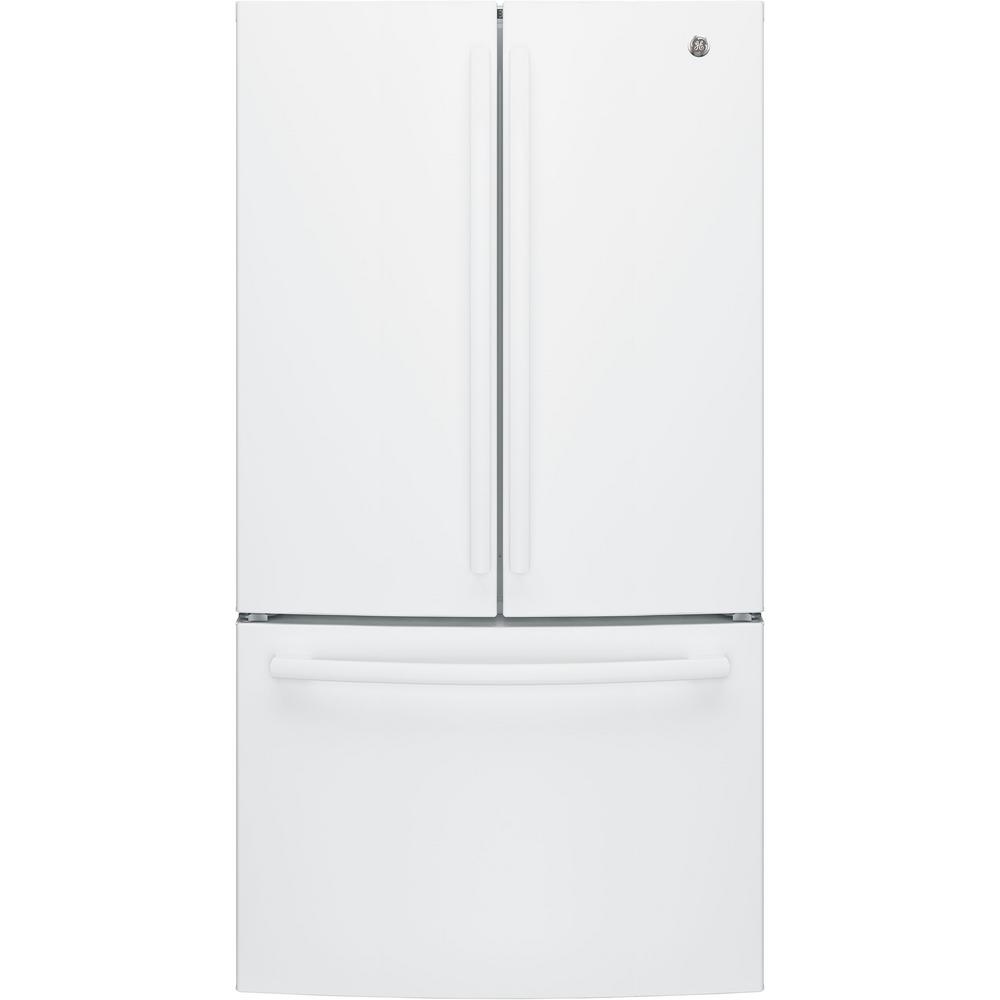 27.0 cu. ft. French-Door Refrigerator ENERGY STAR in White
