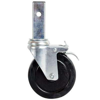 5 in. Caster for Jobsite Series 6 ft. Baker Scaffold