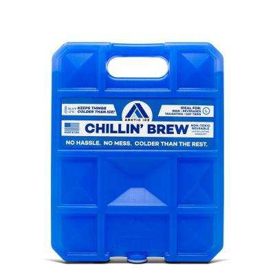 Chillin' Brew Large Cooler Pack (+28.3-Degrees F)