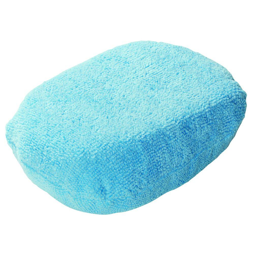 Custom Building Products SuperiorBilt Microfiber Sponge SuperiorBilt Microfiber Sponges are especially useful to absorb liquid without leaving residue on tile surfaces. Ideal for grout and sealer applications. Contains 1 sponge.