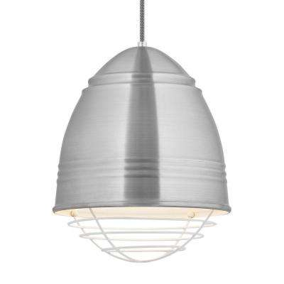 Loft White LED Line-Voltage Pendant