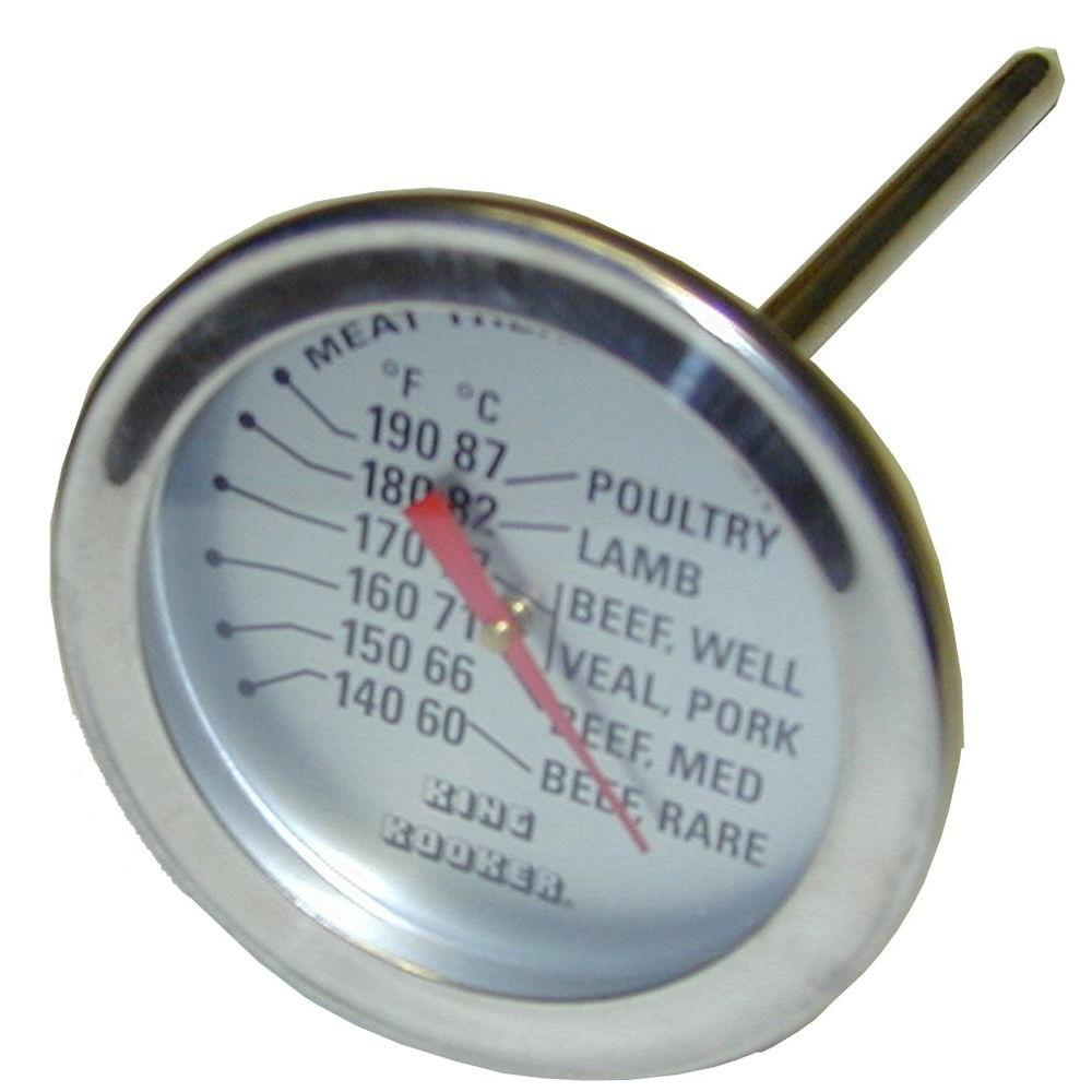 King Kooker Meat Thermometer with 5 in. Probe-MT45 - The Home Depot