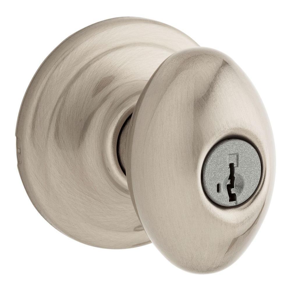 Kwikset SmartKey - Door Knobs - Door Hardware - The Home Depot