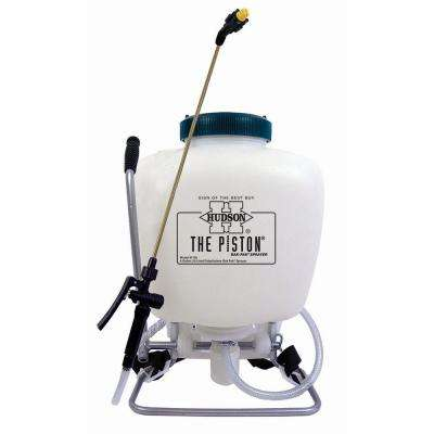 4 Gal. Piston Bak-Pak Sprayer