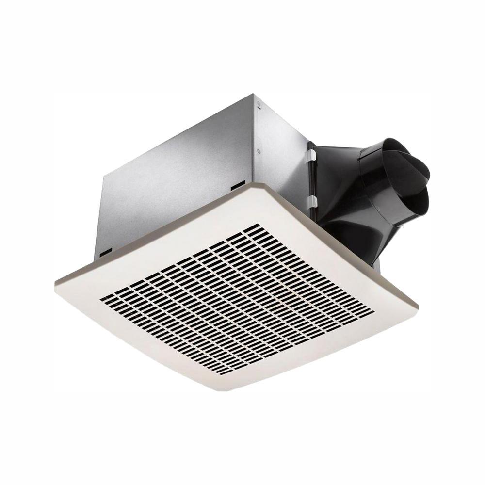 Signature 110 CFM Ceiling Humidity Sensing Bathroom Exhaust Fan, ENERGY STAR