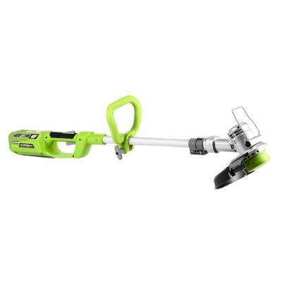 12 in. 40-Volt Electric Cordless Grass String Trimmer