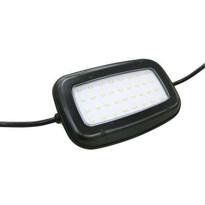 50 ft. Yellow Integrated LED String Work Light