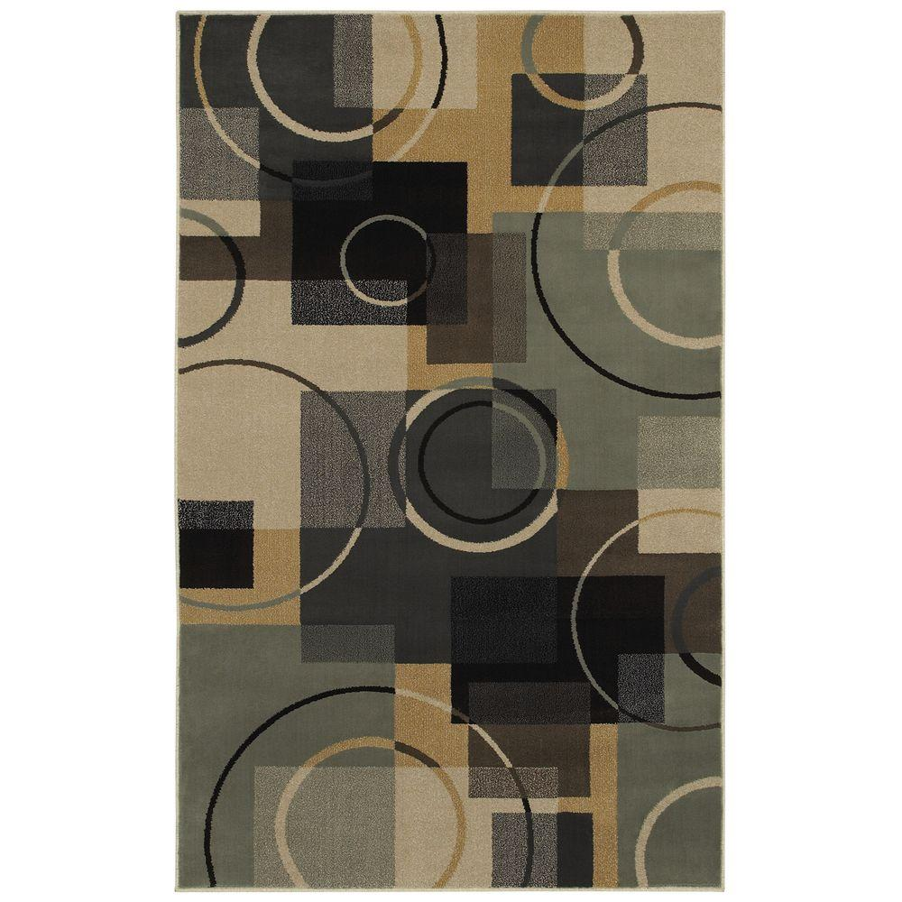 Mohawk Dawson Shell 5 ft. x 8 ft. Area Rug