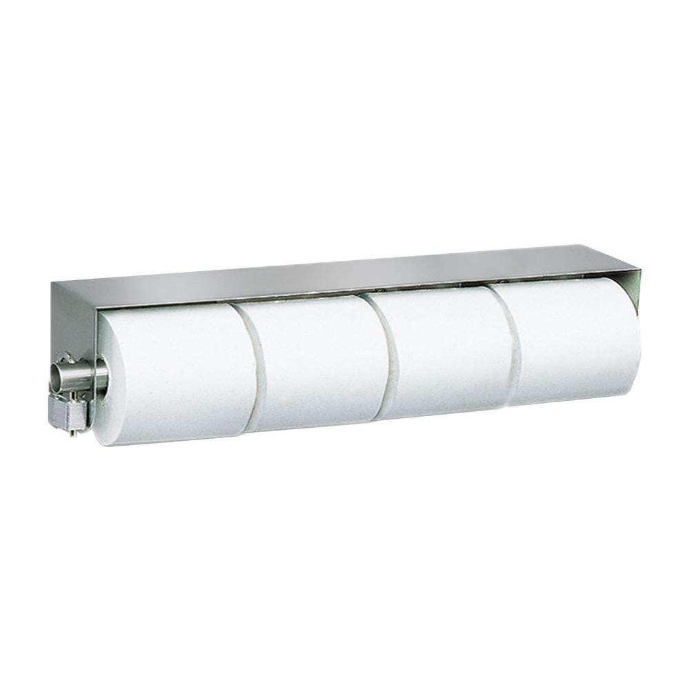 Stainless Solutions Double Post Locking