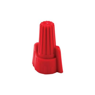 Bag of 100 Red Wire Nuts Winged Twist-on Wire Connectors