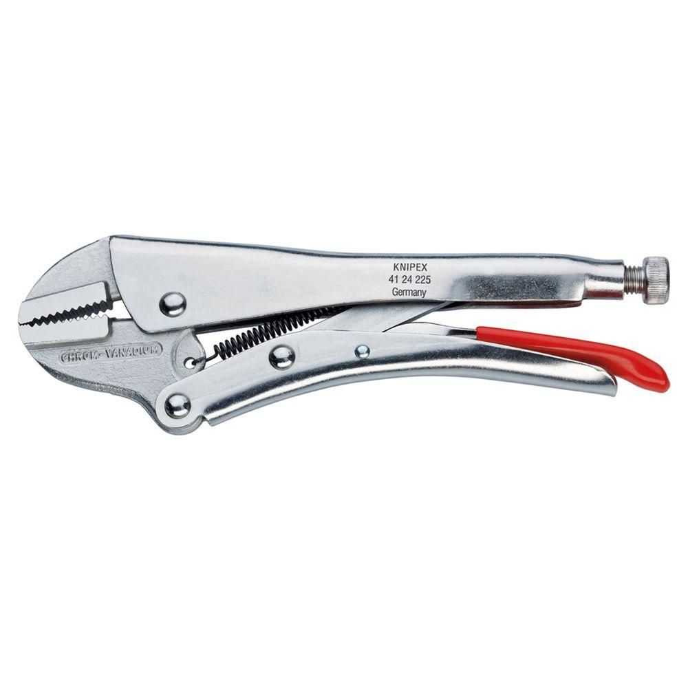 9 in. Locking Pliers with Straight Jaws