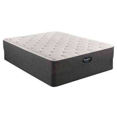 BRS900 Queen Medium Firm Mattress with 9 in. Box Spring