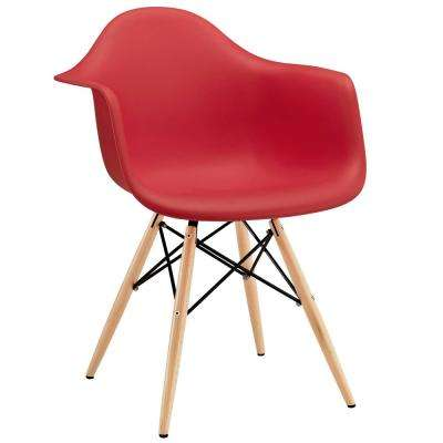 Red Dining Chairs Kitchen Dining Room Furniture The Home Depot