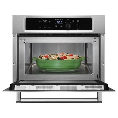 1.4 cu. ft. Built-In Microwave in Stainless Steel