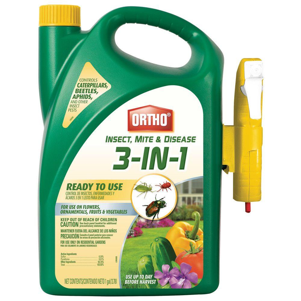 Ortho 1 Gal. 3-in-1 Insect, Mite and Disease Control