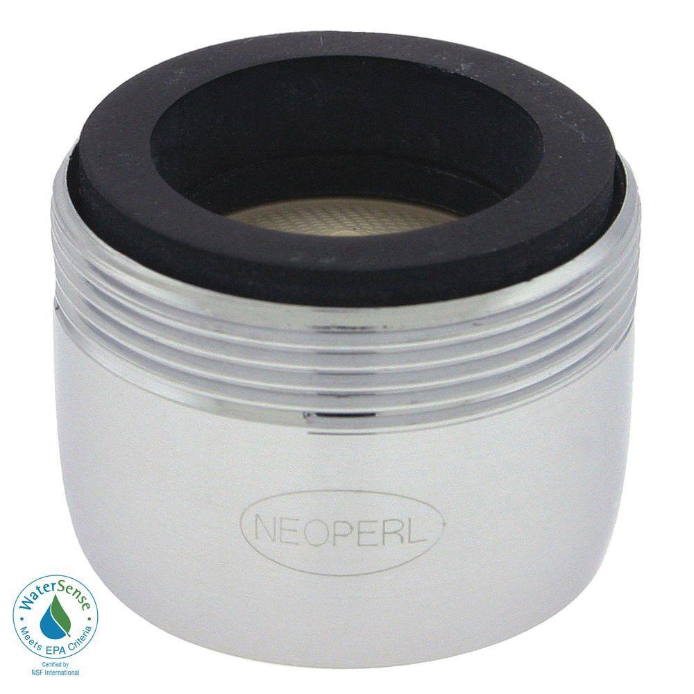 NEOPERL 1.0 GPM Dual-Thread Water-Saving Faucet Spray Aerator