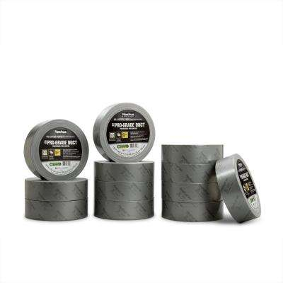 1.89 in. x 60 yd. 557 Pro-Grade UL Listed Duct Tape Pro Pack (12-Pack)