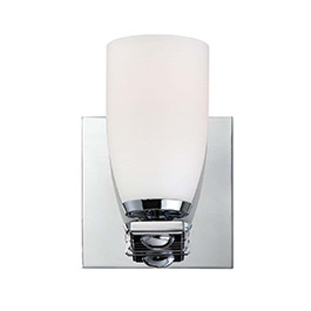 Filament Design Spectra 1-Light Chrome Bath Vanity Light