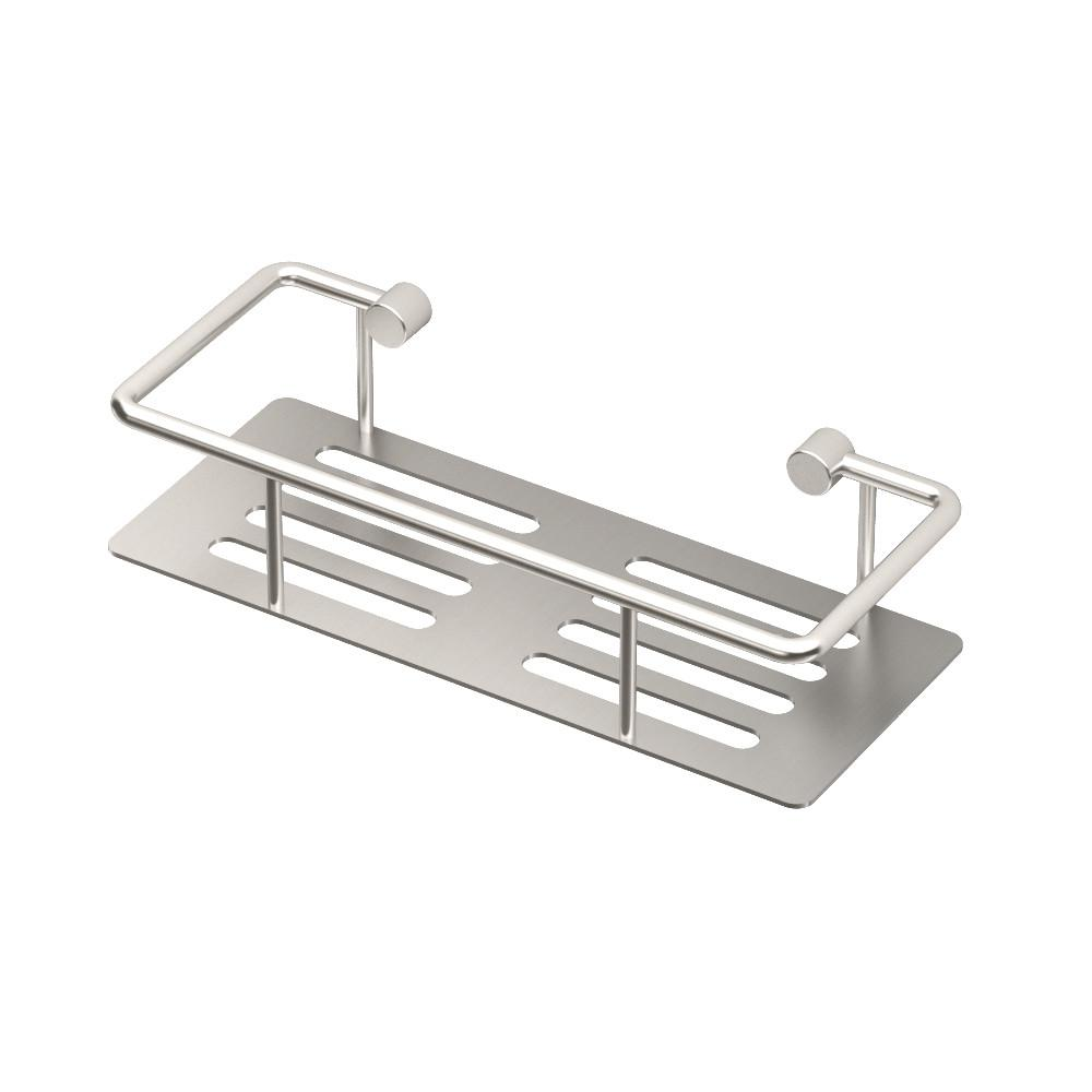 Gatco Elegant 10 in. W Shower Shelf in Chrome