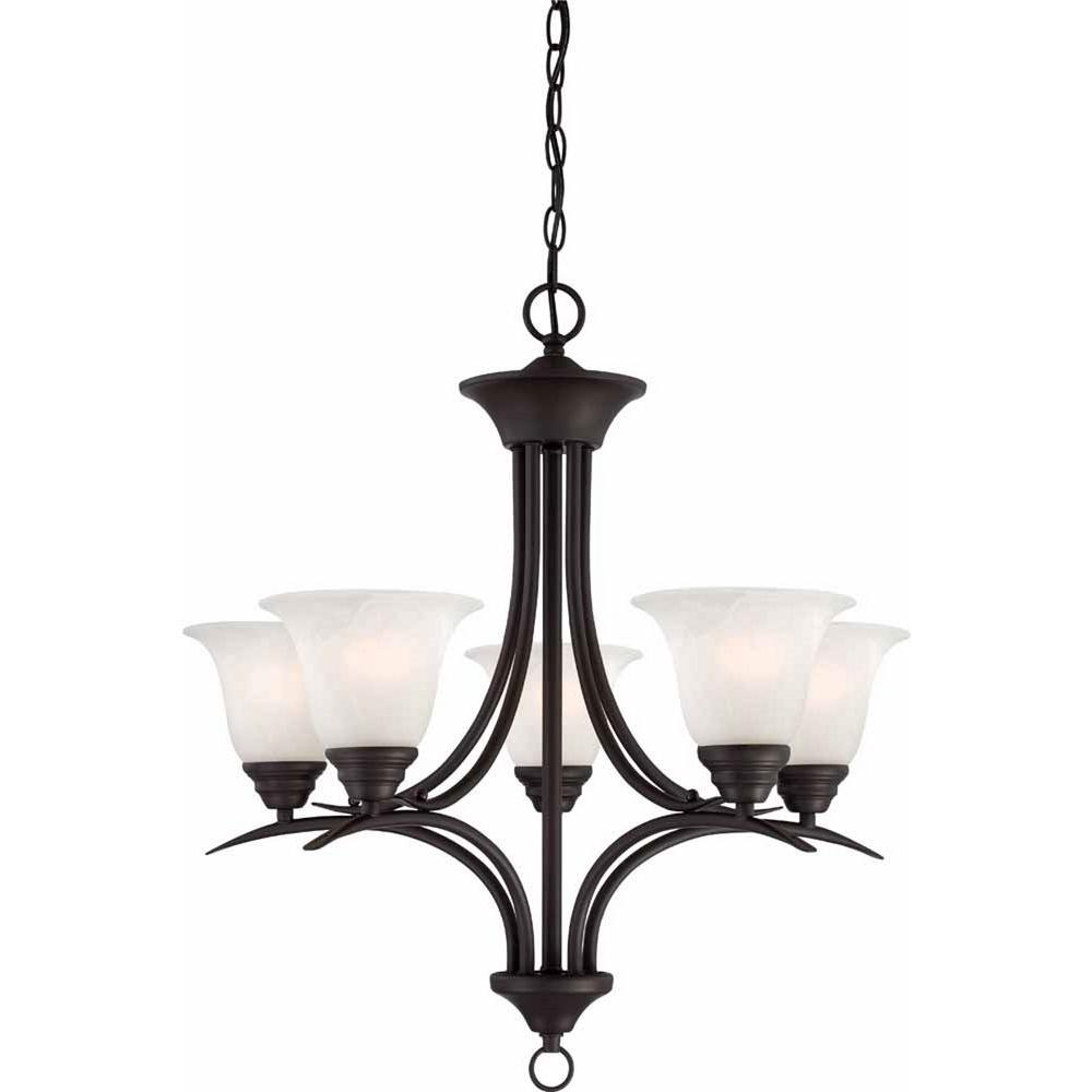 Volume lighting trinidad 5 light antique bronze chandelier v5245 79 volume lighting trinidad 5 light antique bronze chandelier arubaitofo Gallery