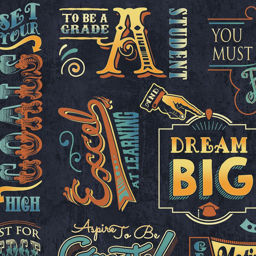 8 in. x 10 in. Laminate Sheet in Dream Big Art School with Virtual Design Matte Finish