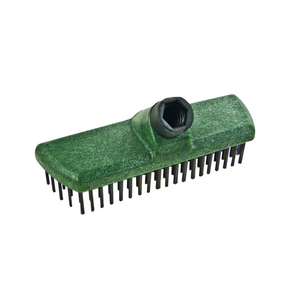 Wooster 8 in. Prep Crew Iron Horse Wire Brush