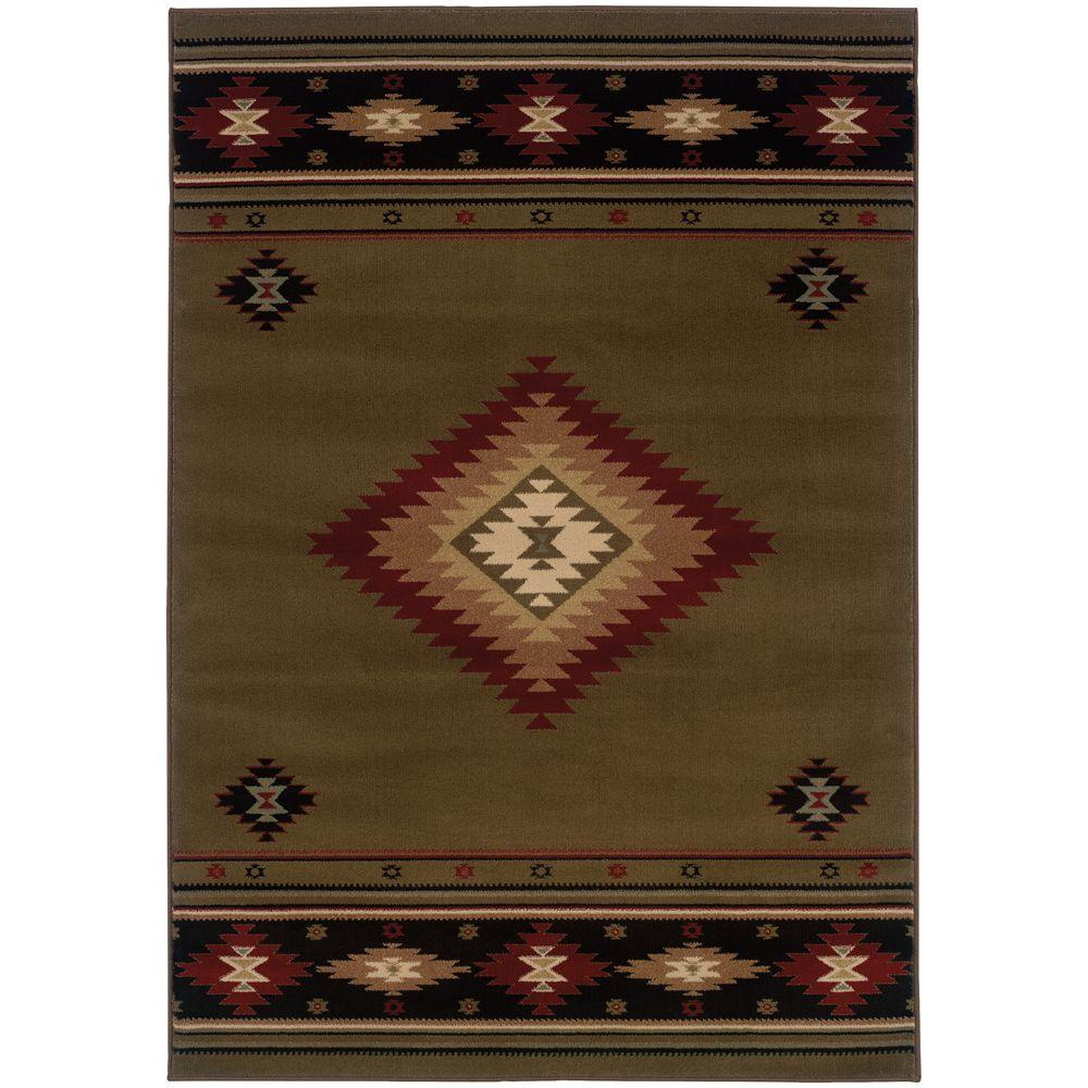 Home Decorators Collection Spin Earth 7 ft