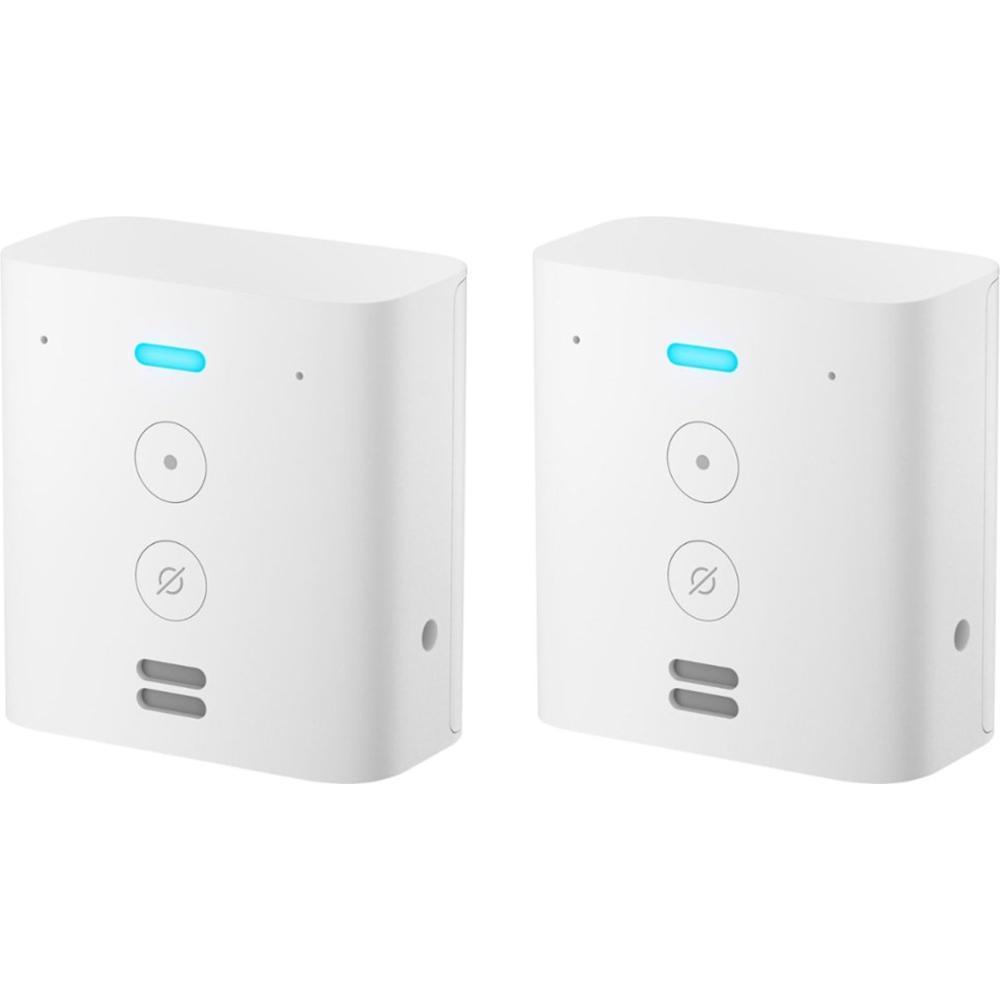 Echo Flex- Plug in Smart Speaker with Alexa (2-Pack)