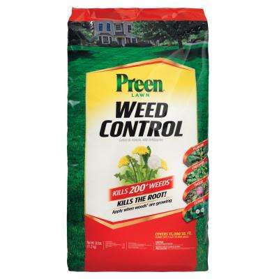 30 lbs. Lawn Weed Control