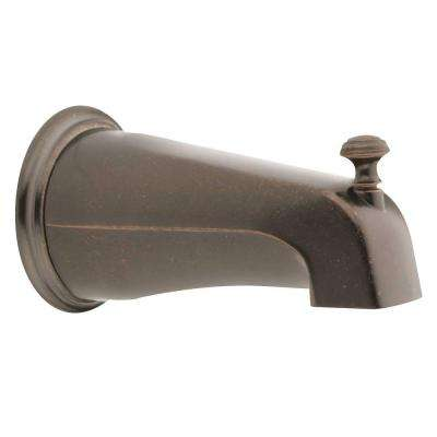 Monticello Diverter Tub Spout with Slip Fit Connection in Oil Rubbed Bronze