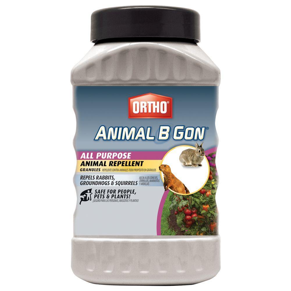 Ortho Animal B Gon 2 lb. All-Purpose Animal Repellent Granules
